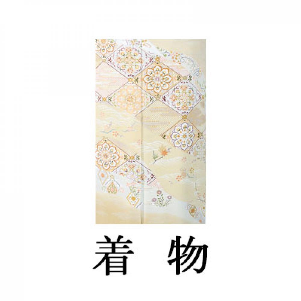 WEB色留袖【9026 春秋花】