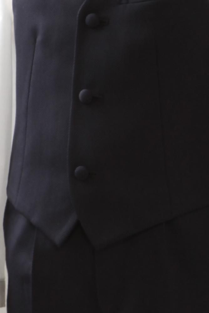 【全国往復送料無料】 ジュニアタキシードレンタル 【BOYS(NB)/PIストライプ】80~130cm