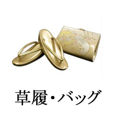 草履バッグ(プラン内):22.0cm(S)