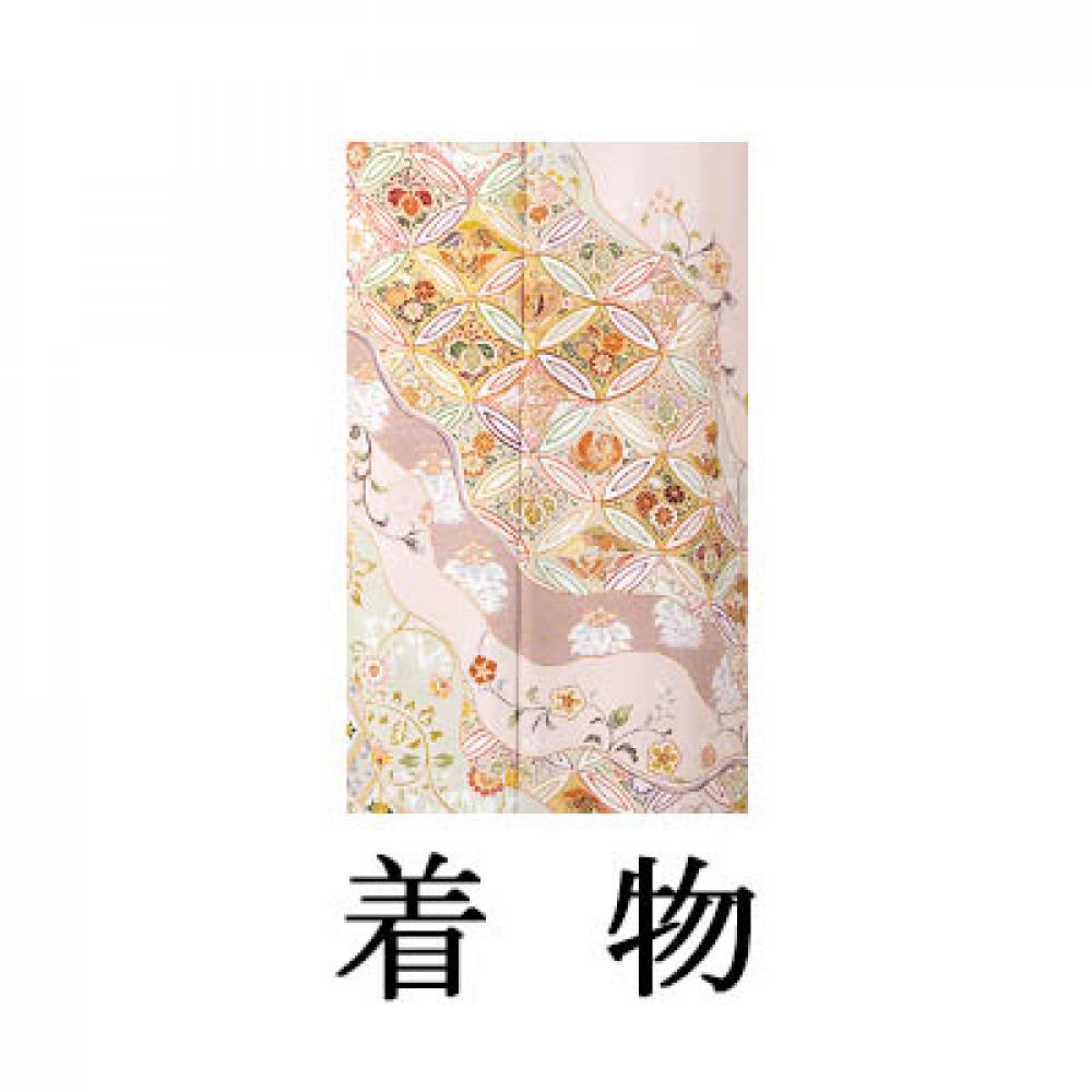 WEB色留袖【9023 七宝(京友禅)】